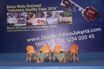 Backdrop Gathering SNI