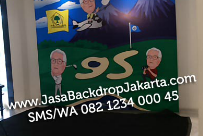 Backdrop Golf Golkar