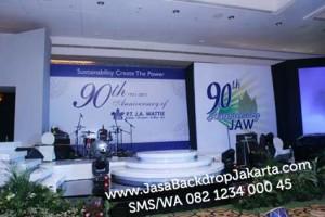Jasa Pembuatan Backdrop Murah di Jakarta Timur