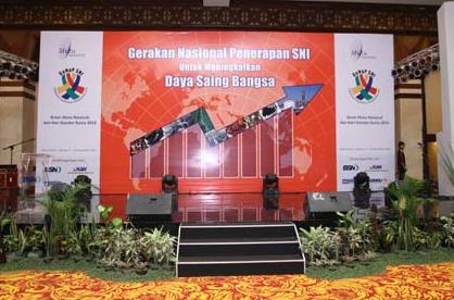 Jasa Pembuatan Backdrop Panggung di Jakarta Selatan