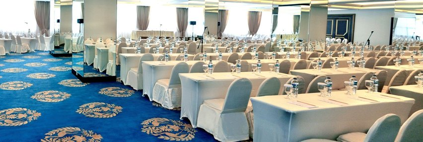 jasa backdrop hotel century jakarta