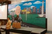 Backdrop HUT 90 Bp Soekardi di Lemiridian