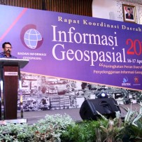 Backdrop Badan Informasi Geospasial