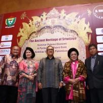 Backdrop Seminar Sriwijaya Heritage