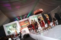 Backdrop, frame screen & Cat Walk Sriwijaya Heritage